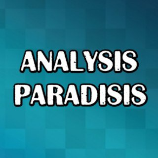 Analysis Paradisis