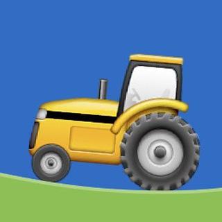 Трактор на Джинне