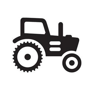 Трактор на DOU