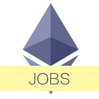 Ethereum Developers — Jobs&&CVs