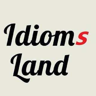 English Idioms Land