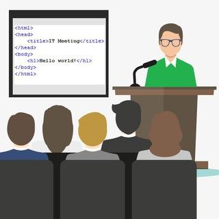 IT Meeting - митапы, конференции, тренинги по разработке