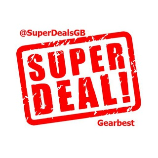 SuperDeals - Gearbest