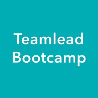 Teamlead Bootcamp